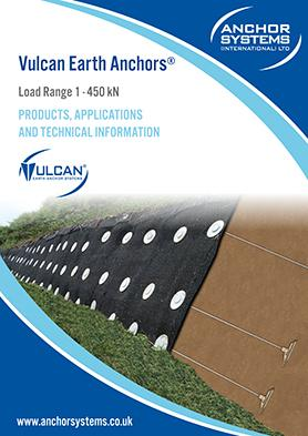 Vulcan Earth Anchors®