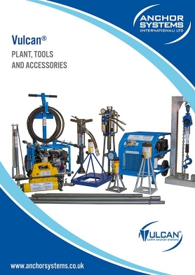 Vulcan tools and installation equipment